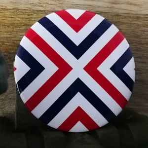 BarbeR Button - #012