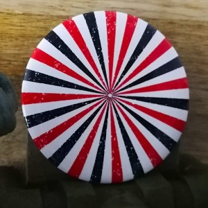 BarbeR Button - #017